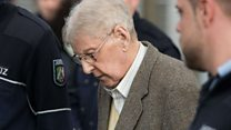 Trial of Auschwitz Nazi guard 'act of vengeance'