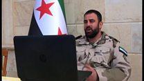 「西側は我々を見捨てた」 シリア反体制派の指揮官語る