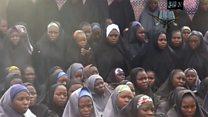 #Bringbackourgirls who escaped Boko Haram 'stigmatised'