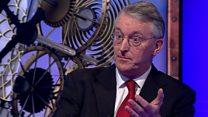 Benn 'will not share platform with Cameron'