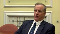 Howard Dean - and his election night scream