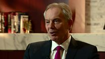 Blair: EU exit could break up UK