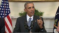 グアンタナモは米国の安全保障を損なう=オバマ氏