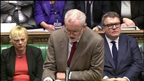 PMQs clashes on death figures and junior doctors