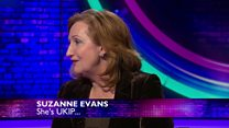 Evans on losing UKIP role (again)