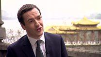 George Osborne interview in full