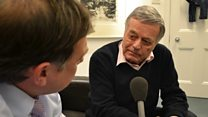 Full interview with Tony Blackburn
