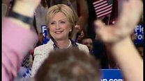 【米大統領選2016】 クリントン氏勢いづく 南部州で圧勝