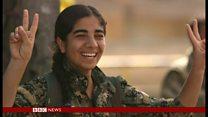 シリア停戦始まり静けさ戻る ISとの戦い続く