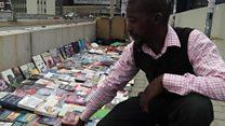 Meet the book 'hustler' of Johannesburg