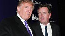Piers Morgan: Donald Trump 'a smart guy'