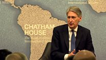 Hammond: EU dossier designed to 'smoke out' Leave on post-exit options