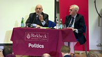 Stiglitz warns of 'short-termism' in economic thinking
