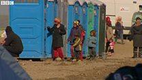 「ギリシャに来るな」 国境の劣悪な状態に移民が警告