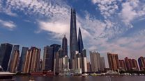 Four-year time-lapse of Shanghai Tower