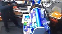 belvedere robbery