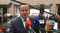 PM: UK would still be exposed to migration crises if it left EU