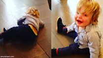 How to tame your toddler's tantrum
