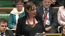 MP reads out murdered women's names in Commons