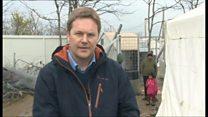 【移民危機】閉鎖された国境 途方に暮れる人々
