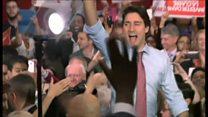 カナダ首相 ほぼ20年ぶりの米国公式訪問