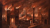 Great fire of London re-examined