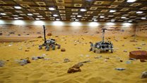 What's it like to drive a Mars Rover?