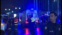トルコ首都中心部で爆発 30人以上死亡
