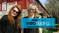 Frances in conversation with Jo Whiley (BBC Introducing at SXSW)