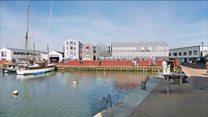 Work to begin on £10m waterfront development