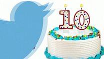 ツイッター開始10年 一番最初のツイートは