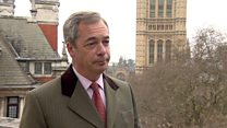 Nigel Farage defends comments criticising EU migration rules after Brussels attacks