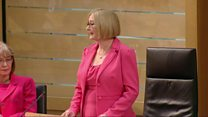 Presiding officer steps down from Holyrood