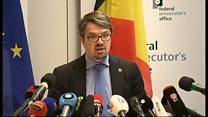 「あちこちで追われて」 ベルギー攻撃の容疑者がメモに