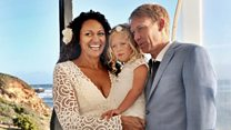 The woman who found and married her sperm donor