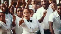 Ivorian singers defy al-Qaeda