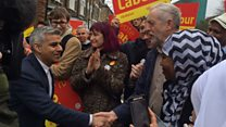 Labour mayoral campaign
