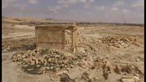 パルミラ奪還 かなりの遺跡は残り