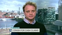 'Crash for cash is not a victimless crime'