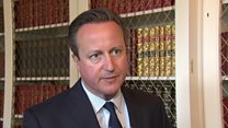 Cameron: Tata is 'difficult situation'