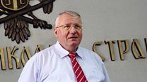 Vojislav Seselj acquitted by UN court