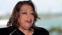Architect Dame Zaha Hadid dies