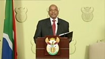 Jacob Zuma apologises for 'confusion'
