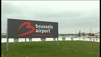 ブリュッセル国際空港 一部運航を再開