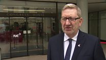 McCluskey: PM must show leadership on steel