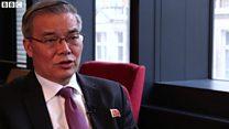 「核戦争の瀬戸際にある」 北朝鮮の駐英大使
