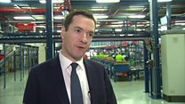 George Osborne pressed over tax affairs