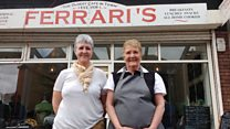 Café owner: 'Steelworks closure would kill our town'