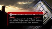 PC 'sparked bogus IS kidnap alert'