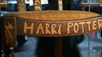 Harry Potter chair sells for £278,000